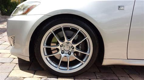 35 tire size lexus is 350 custom wheels enkei pf01 18x8 5 et 35 tire