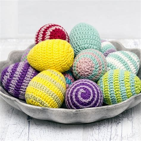 Best Free Easter Crochet Patterns Including Easter Eggs | best free easter crochet patterns including easter eggs