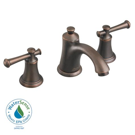Faucet How Do I Connect American Standard Portsmouth 2 Handle Bathroom Faucet With