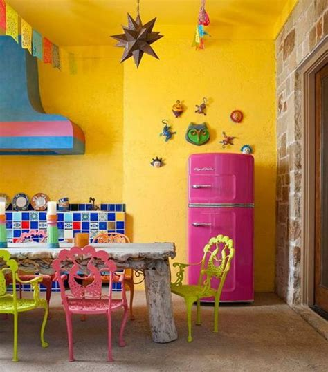 decorar cocina hippie decoracion hippie chic de cocinas
