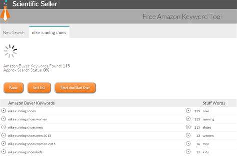 amazon keyword tool the best amazon keyword tool