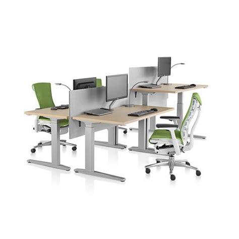 Herman Miller Renew Sit To Stand Tables Ff E Desking Herman Miller Standing Desk