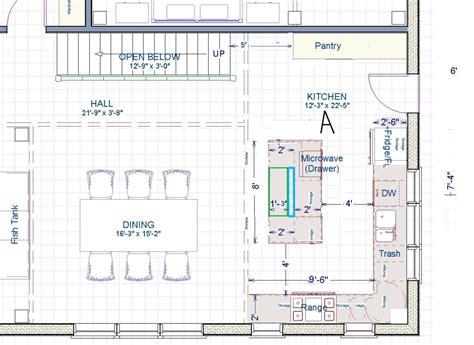 kitchen island sizes kitchen island sink size คร ว kitchen layouts with