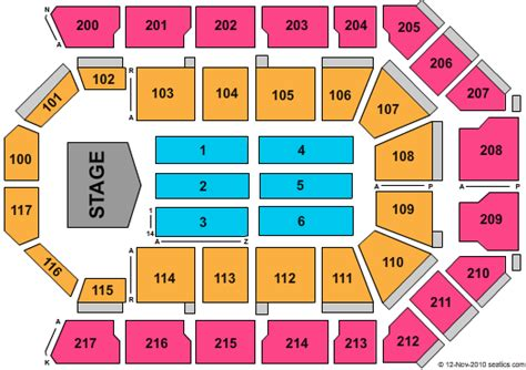 Rabobank Arena Box Office by Ringling Bros Tickets Seating Chart Rabobank Arena