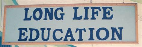 Pendidikan Seumur Hidup soal pendidikan seumur hidup mypostsmylife