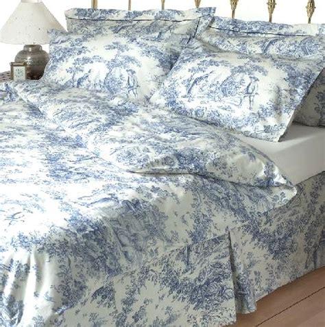 toile de jouy bed linen toile jouy range bedding cotton bed mattress sale