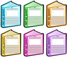 writing book template day hooray lesson plans author nancy poydar