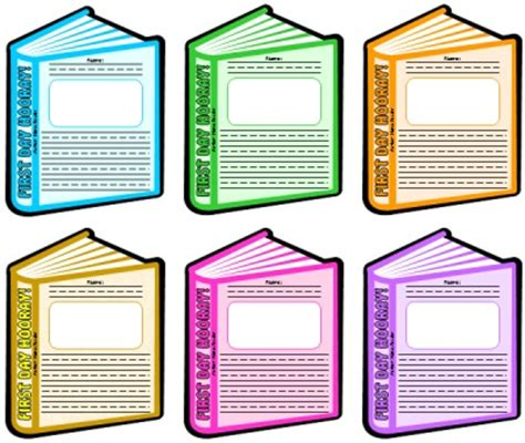 templates for books book template clipart best