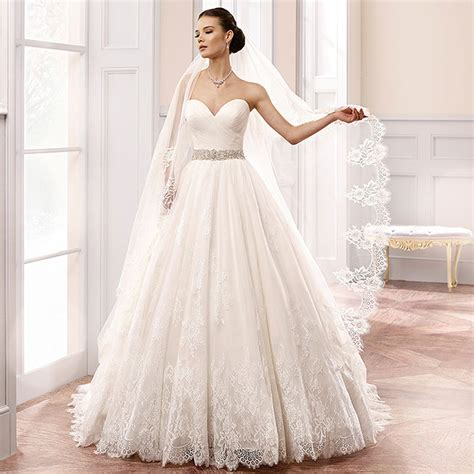 Amazing Wedding Dresses by Aliexpress Buy 2015 Amazing Design White Princess