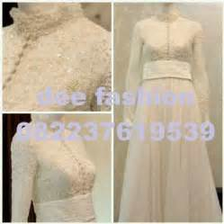 Kebaya White Eksklusif Fashion Butik Gaun Pesta Eksklusif Snow White