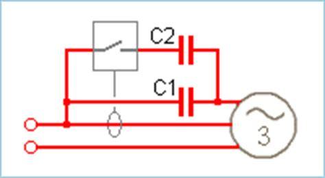 condensatore per motore trifase alimentato monofase come trasformare un motore trifase in monofase