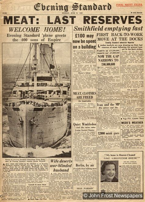 good old boat articles windrush post war immigration