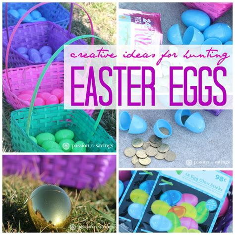 easter hunt ideas easter egg hunt ideas glow in the dark puzzle coins