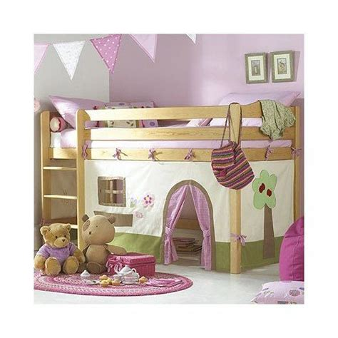 curtains for mid sleeper bed mid sleeper curtains orlaith pinterest curtains and