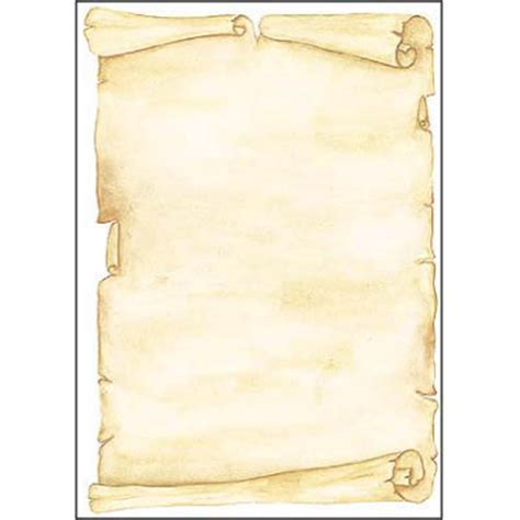 Vorlage Word Pergament Sigel Motivpapier Pergament Din A4 90 G Qm Zum Schn 228 Ppchenpreis Bei Office Discount