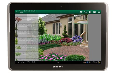 landscape design app available for android