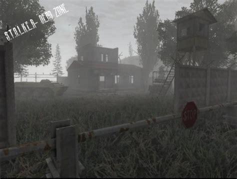 stalker dead zone modder bauen spielwelt auf basis der cry engine  nach