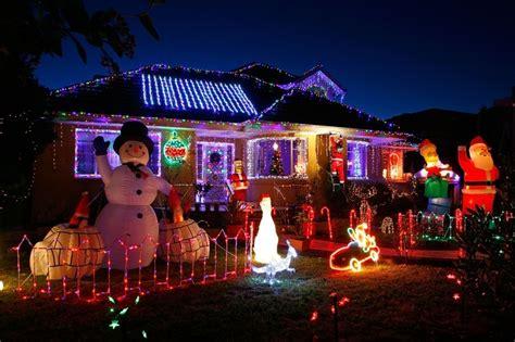 墨爾本佳節傳統 聖誕燈飾大道賞燈 大紀元