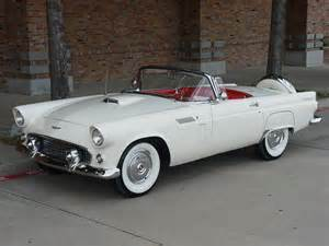 1956 Ford Thunderbird 1956 Ford Thunderbird Mitula Cars