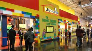 Legoland discovery center michigan at great lakes crossing outlets in