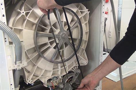 Bauknecht Waschmaschine Kohlen Wechseln 5844 by Waschmaschine Keilriemen Wechseln Anleitung Diybook At