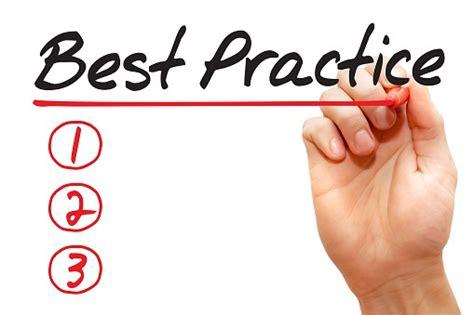 When Adopting Best Practices Isn T Your Best Practice