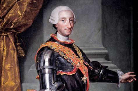 biografia de carlos i i carlos iii el rey m 225 s aburrido de europa