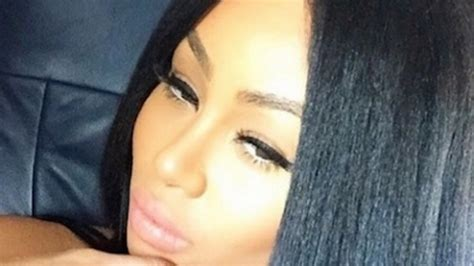 black chyna tattoo blac chyna shows new future rolling out
