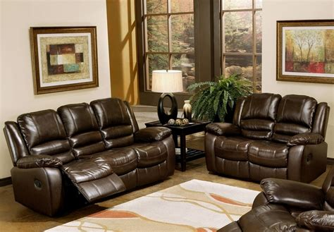 Leather Recliner Sofa Set Deals by Recliner Leather Sofa Deals Centerfieldbar