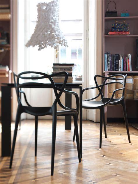 sedia masters kartell 18 sedie in plastica per la casa e la cucina living corriere
