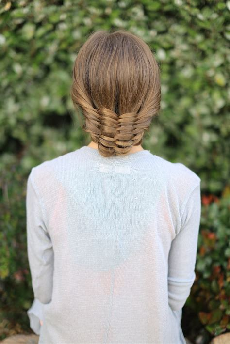 Weave Updo Hairstyles by The Woven Updo Hairstyles