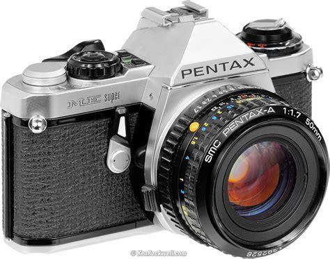 pentax manual pentax me review