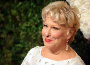 bette midler bette midler joins joanna lumley for new itv special