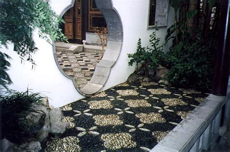 chinese backyard design chinese garden design ideas native home garden design