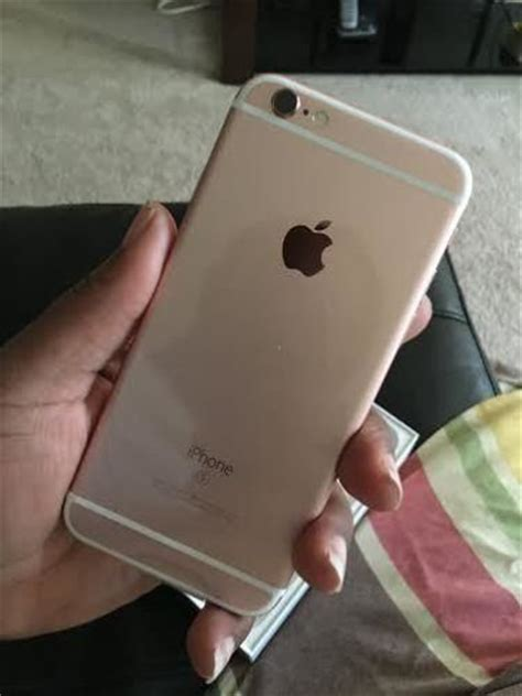 Apple Iphone 6 Plus 64gb Gold Second Mulus image gallery second iphone 6