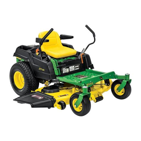 Riding Lawn Mower Sweepstakes - john deere z525e 54 in 22 hp dual hydrostatic gas zero turn riding mower shop your