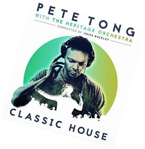 classic house music classic house pete tong audio cd heritage orchestra jules buckley music cd new ebay