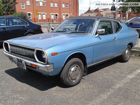 old nissan coupe the rr spotted thread retro rides