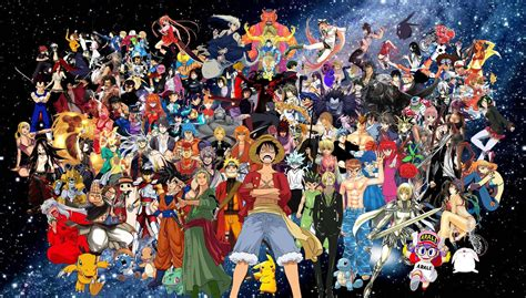 B Anime Characters by 20 Best Anime Characters