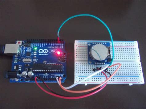 code arduino ds1307 arduino simtronyx das elektronik blog