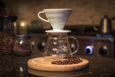coffee pouring wallpaper hario v60 02 ceramic coffee dripper pour over method