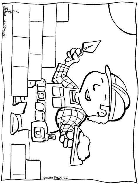 brick house coloring page brick coloring page coloring home