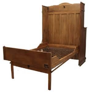 310 oak chifferobe dresser murphy style bed lot 310