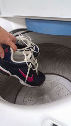 give your shoes a makeover by washing them in your
