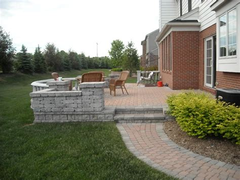 Pictures Of Patios With Pavers Great Images Of Patio Pavers Easy To Adopt All Home Design Ideas
