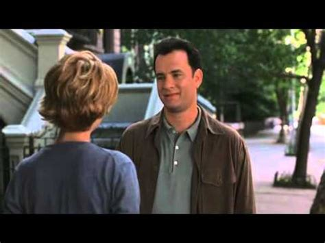 meg ryans hairstyle inthe youv got mail meg ryan and tom hanks you ve got mail youtube