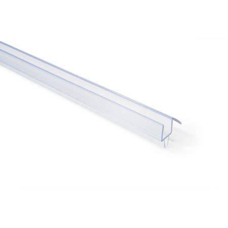 Glass Shower Door Bottom Sweep Frameless Shower Door Bottom Sweep With Drip Rail For 1 4