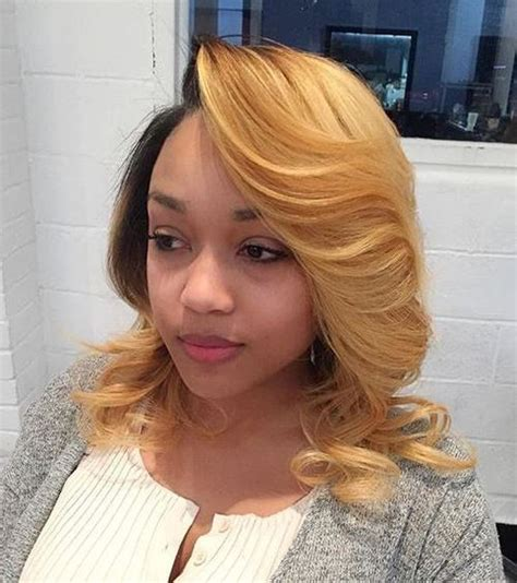 And Wavy Sew In Hairstyles by 20 Endearing Sew In Hairstyles