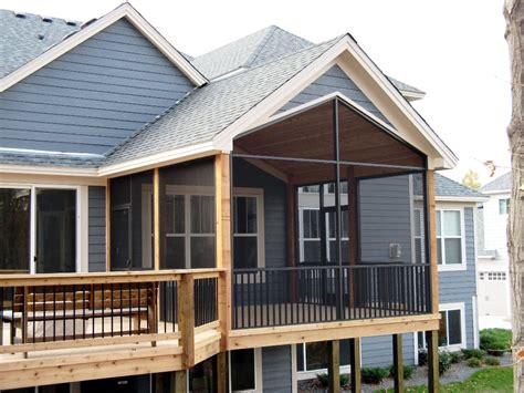 Open Gable Roof 3 Season Porch Addition Myideasbedroom