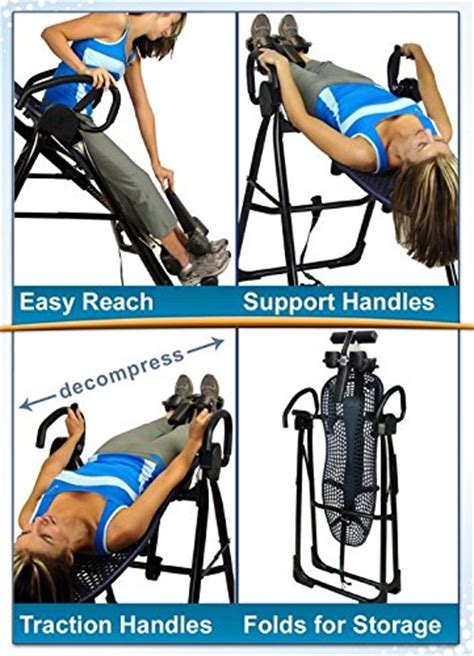 teeter inversion tables review